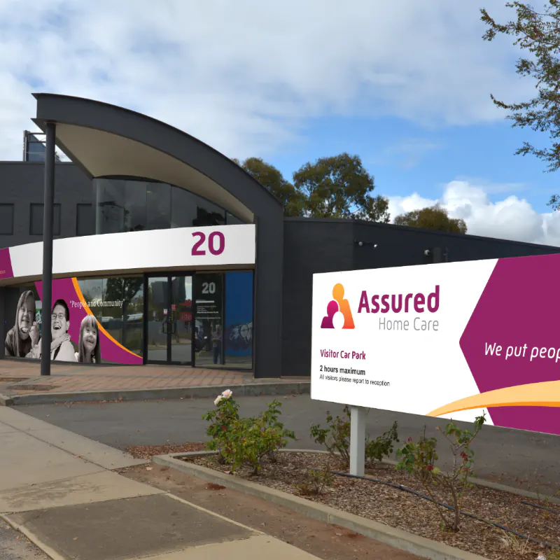 Outdoor advertising & signage